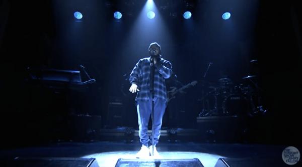 Kendrick Lamar estrena canción en The Tonight Show