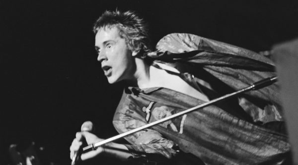 Dios salve a Johnny Rotten