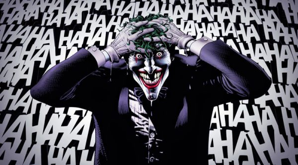 La broma asesina: antisociales
