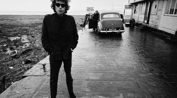 Bob Dylan es un cylon