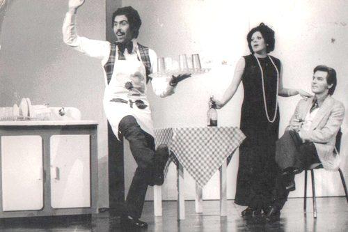 Memorias de un exilio teatral, de Raúl Rivera