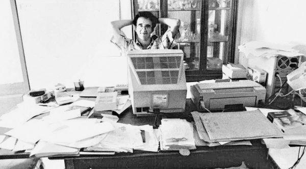 Cuando Bolaño jugaba a la guerra