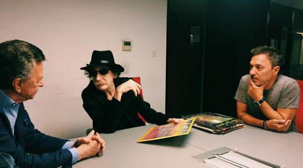 Random: Charly García vuelve con disco nuevo en febrero