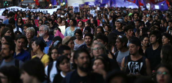 Juntas y en revuelta: luchando por un país más justo e igualitario