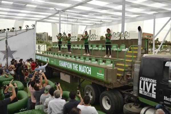 Heineken te invita a ver el Bayern Munich contra Real Madrid con música en vivo