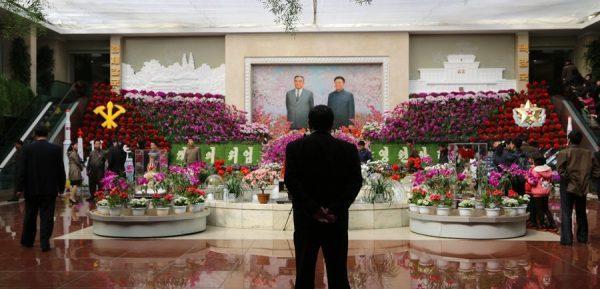 Kim-il-sung y yo