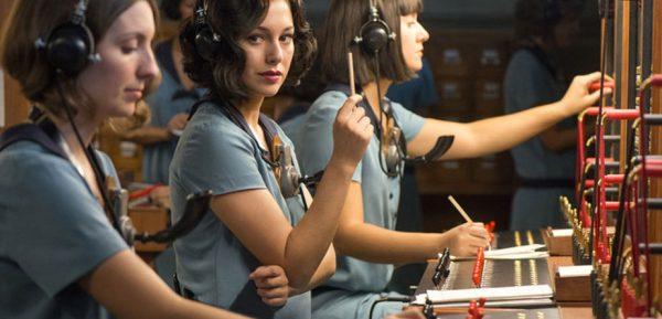 Las chicas del cable: mucha azúcar, poco feminismo