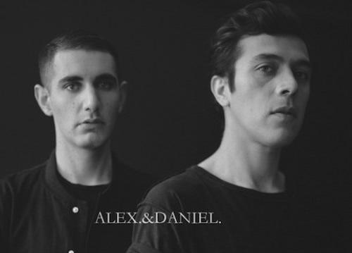 Alex & Daniel estrenan video doble
