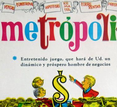 Metrópoli
