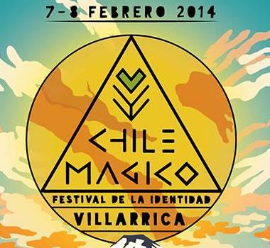 Festival Chile Mágico: Gepe, 31 Minutos, Ana Tijoux, Chancho en Piedra y RVSB