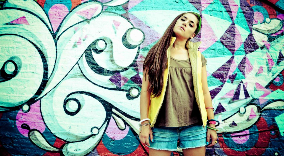 Sara Hebe: Argentina guerrilla rap