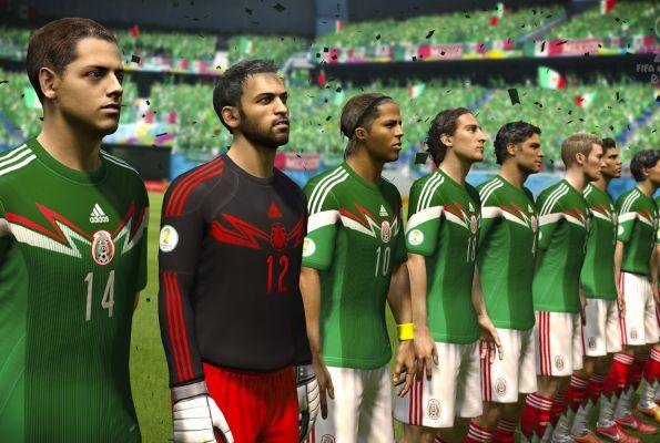 Así es el nuevo 2014 FIFA World Cup Brazil para PlayStation 3 y Xbox 360