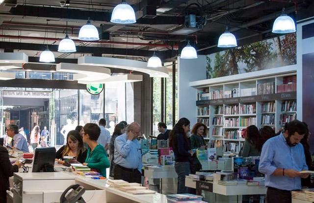 ¿La librería más grande de Chile?