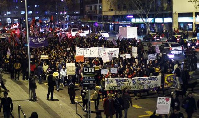 Abortar en Chile: pagar o morir