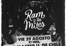 ram y los mixes sala master