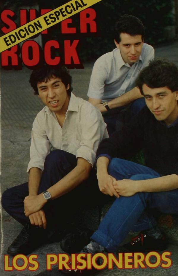 Súper Rock: Edición especial Los Prisioneros