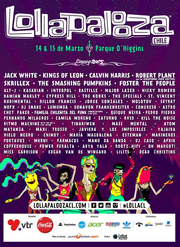 LollapaloozaChile2015