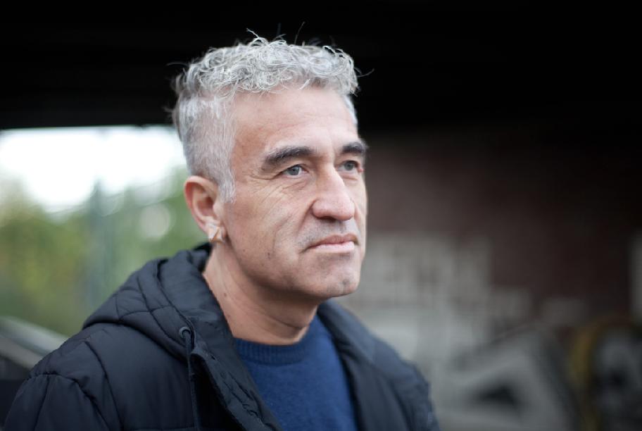 Jorge González y la promoción de sus discos en Chile