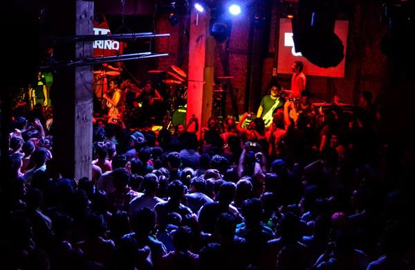 Valparaísound: mapa de la música en vivo en la Quinta