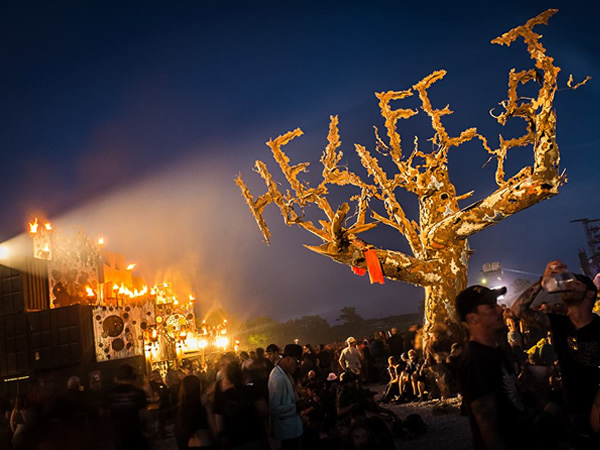 Todo listo para HellFest 2015