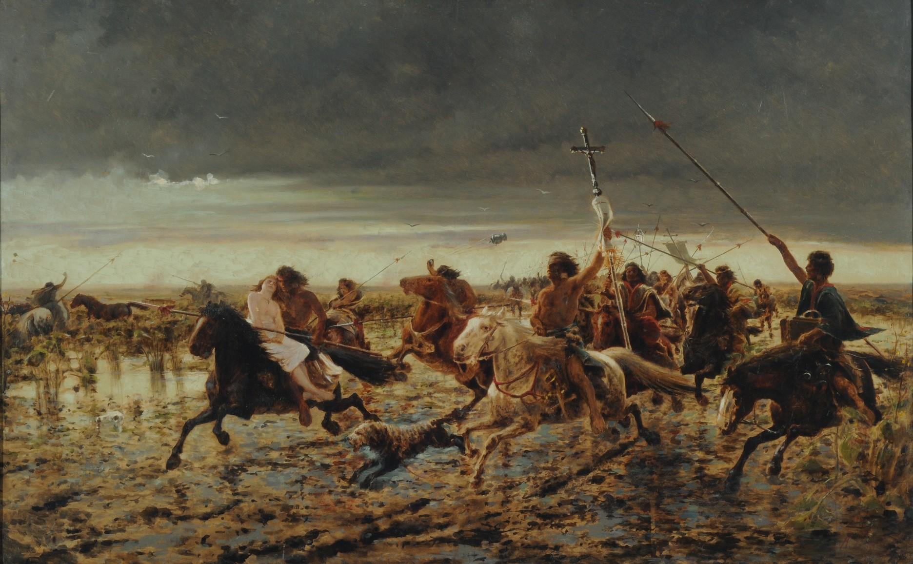 Crónica de la Araucanía rebelde